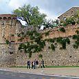 The Walls of San Gimignano