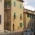 Volterra Street Scene