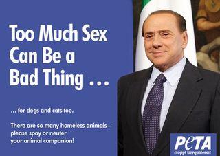 PETA ad campaign