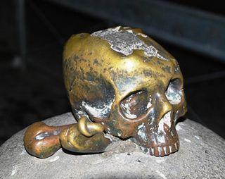 Naples skull 1