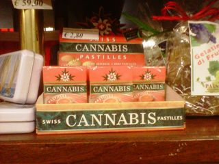 Cannibas candies
