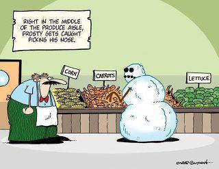 A Life, Lived: A Christmas Joke . . .