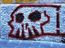 Naples skull 5