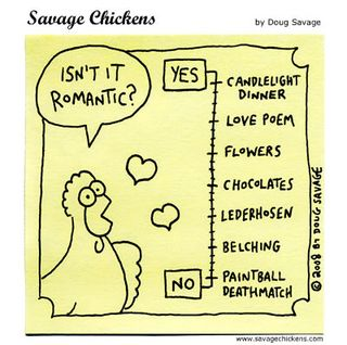 Chickenromantic