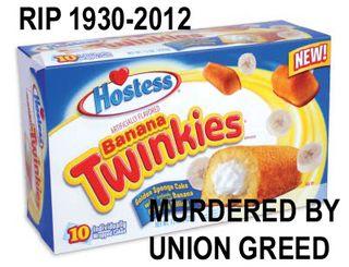 Dead-twinkie