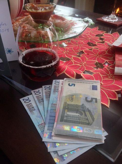 Mom's euros