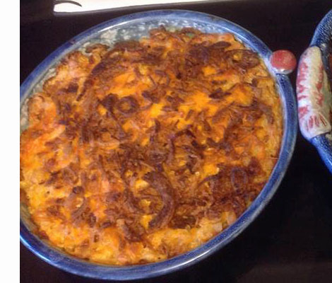 Hashed brown casserole