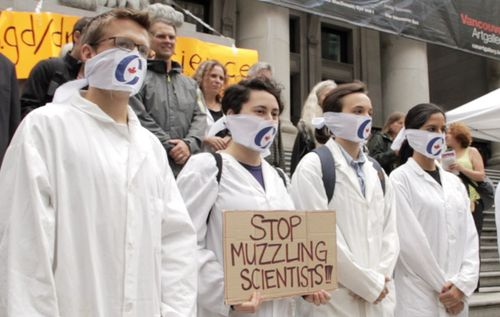 New-York-Times-editorial-slams-Harpers-muzzling-scientists