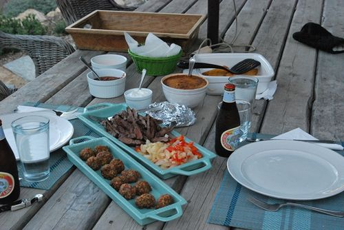 Dinner small