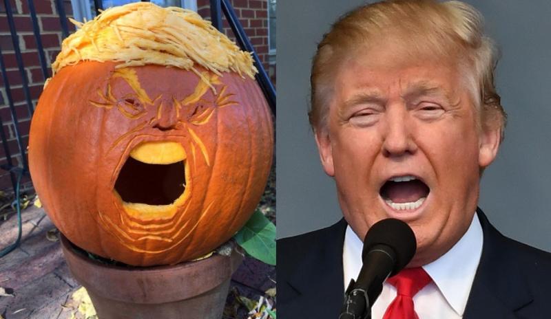 Donald-Trump-Trumpkin-Pumpkin