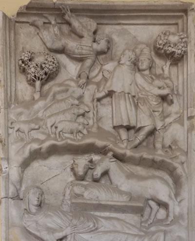 Nativity-by-arnolfo-di-cambio