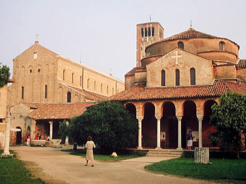 Torcello-downtown