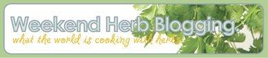 Aaweekendherbblogging2blogo
