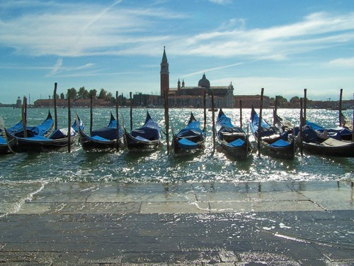 Venice Goldolas