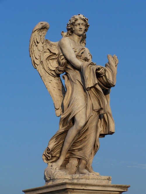 Bernini Angel